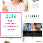 Best WordPress Feminine Themes 2019